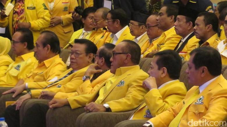 Idrus Marham Akhirnya Mengakui Setya Novanto Berpeluang Jadi Cawapres Jokowi