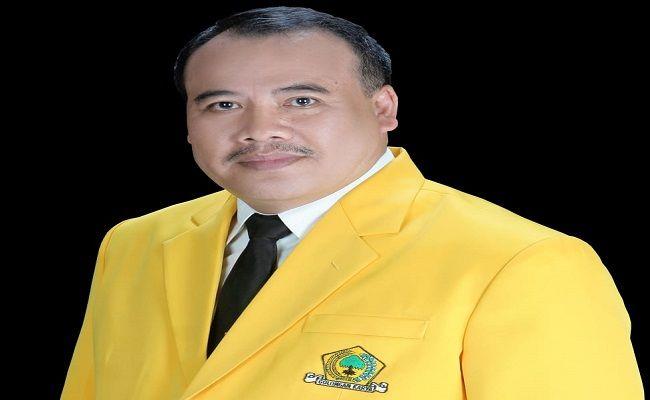 Ketua Golkar Bali, Sugawa Korry Siap Bertarung Rebut Kursi DPR RI