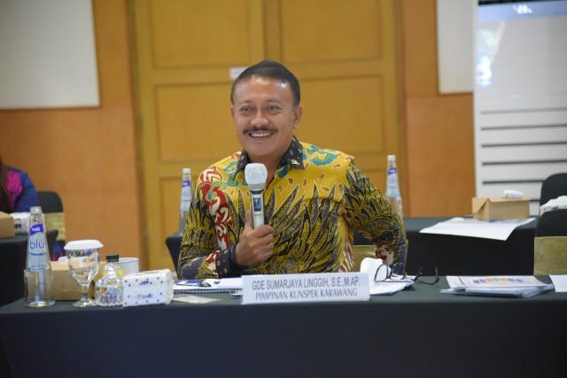 Gde Sumarjaya Linggih Apresiasi Inovasi Peruri Lakukan Efisiensi Operasional Perusahaan