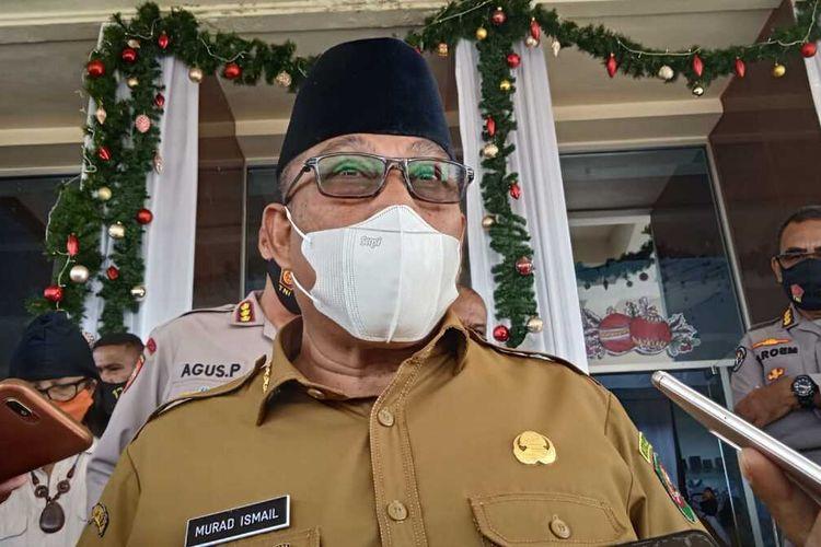 Ridwan Marasabessy Laporkan Caci Maki Gubernur Murad Ismail ke Polda Maluku, Ini Ceritanya