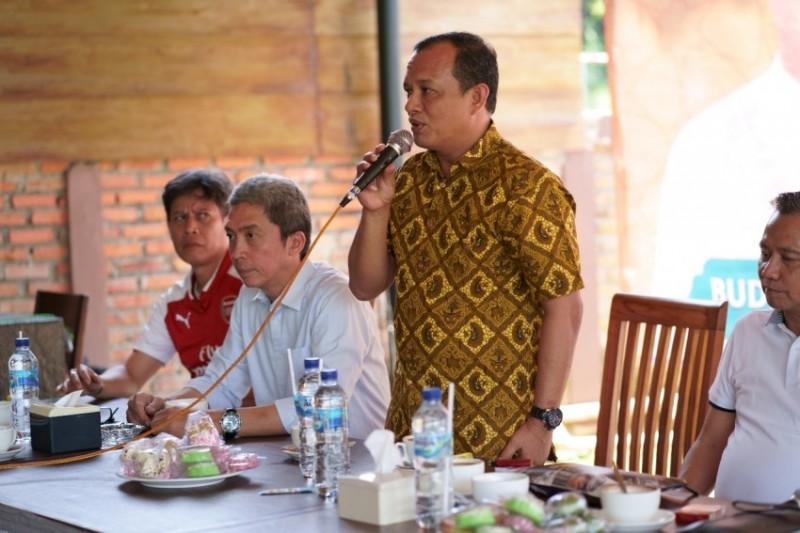 Budhy Setiawan Sebut Struktur Dewan Etik Wujud Modernisasi Partai Golkar