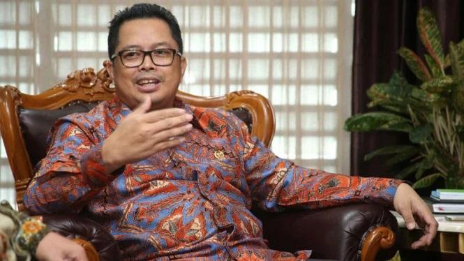 Mahyudin Nilai Golkar Lebih Berhak Tempati Posisi Ketua MPR Daripada PKB