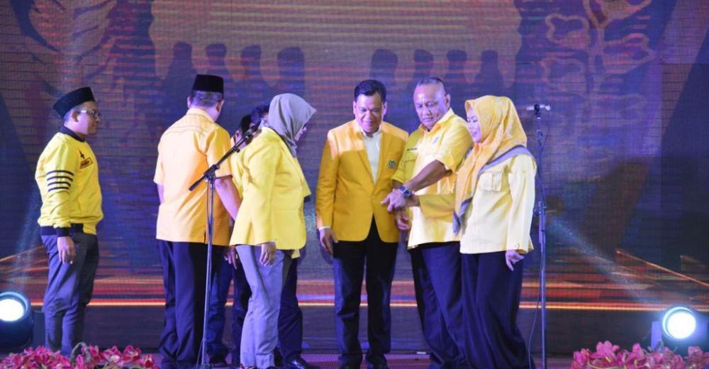 Raih Sembilan Kali WTP, Roem Kono Salut Kinerja Gubernur Gorontalo Rusli Habibie