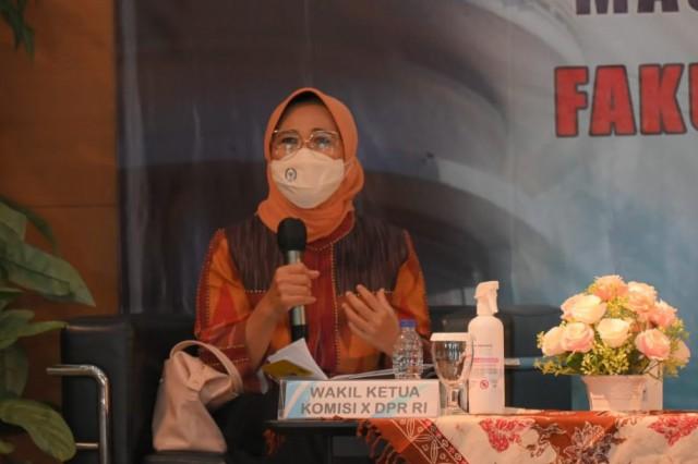 Hetifah Minta Kontingen PON XX Papua Yang Terpapar COVID-19 Dapat Pelayanan Kesehatan Optimal