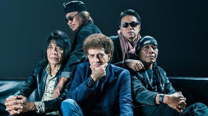 Dukung Industri Musik RI, Menko Airlangga Ajak Masyarakat Nonton Konser 48 Tahun GodBless