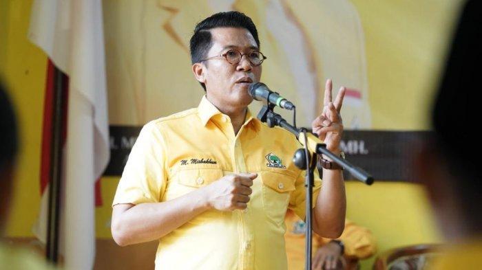 Misbakhun Minta Para Menteri Pahami Narasi Besar Dalam Pidato Inspiratif Jokowi