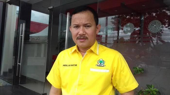 Abdillah Natsir Gantikan Madjid Tahir Jadi Plt Ketua Golkar Luwu