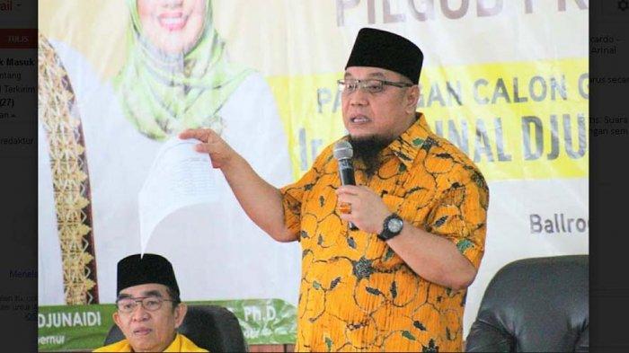 Permohonan Ditolak MK, Tony Eka Candra Ucapkan Selamat Kepada Nanang-Pandu
