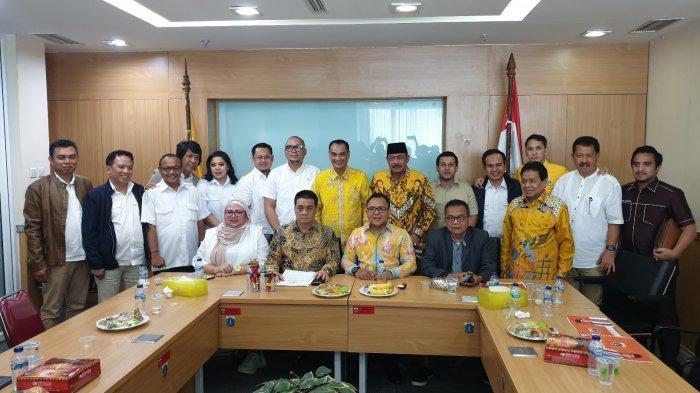 Fraksi Golkar Dukung Ahmad Riza Patria Jadi Wagub DKI Jakarta Dampingi Anies