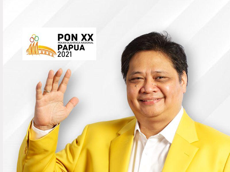 Menko Airlangga: PON XX Papua Sumber Bangkitnya Ekonomi Daerah