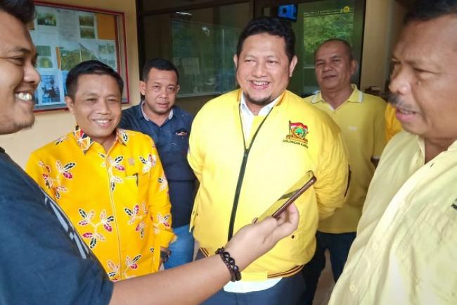 Elektabilitas Tinggi, Golkar Riau Pasti Keluarkan Rekomendasi Pilkada 2020 Tanpa Mahar
