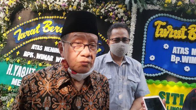 Sesama Aktivis Mahasiswa, Akbar Tandjung Mengenang Mendiang Wimar Witoelar