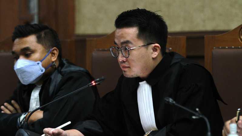 Ada Nama Kader Golkar Abraham Sridjaja Di Jajaran Kuasa Hukum Eks Mensos Juliari Batubara