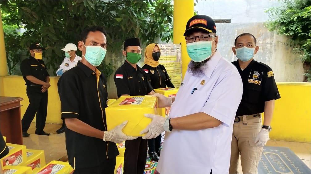 Tony Eka Candra Ajak Ormas GRANAT dan FKPPI Berperan Aktif Lawan COVID-19