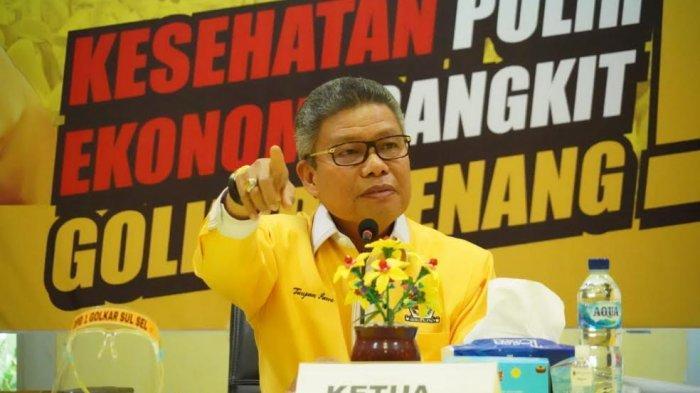 Dinilai Berprestasi, Elit Golkar Dorong Taufan Pawe Hadapi Nurdin Abdullah di Pilgub Sulsel