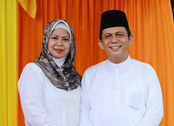 Lantik Putranya Roby Kurniawan Jadi Wabup Bintan, Gubernur Kepri Ansar Ahmad Minta Tak Jemawa