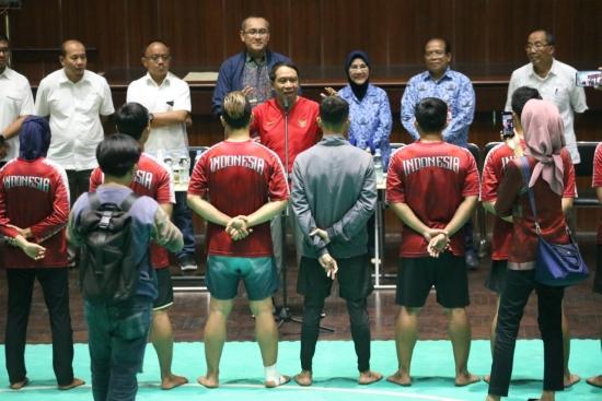 Menpora Zainudin Amali Dukung Promosi Pencak Silat Masuk Olimpiade