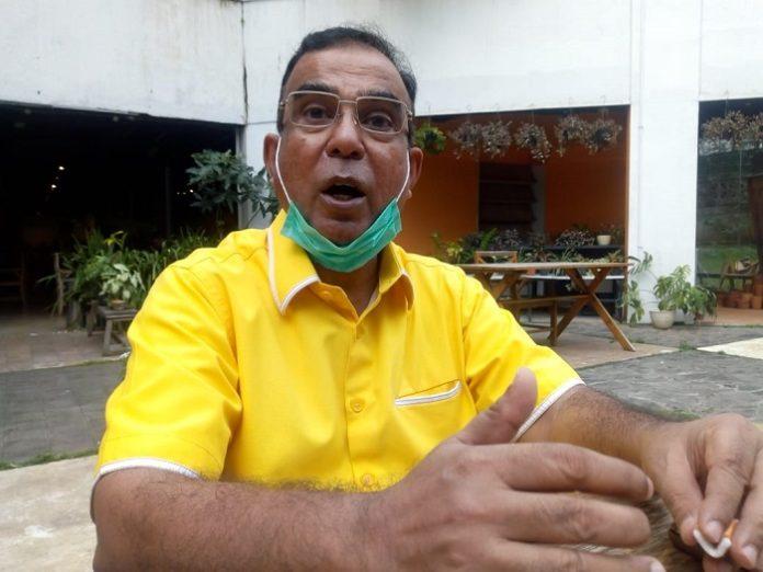 Datangi Sekwan DPRD DKI, Ashraf Ali Kembalikan Uang Negara Lebih Bayar