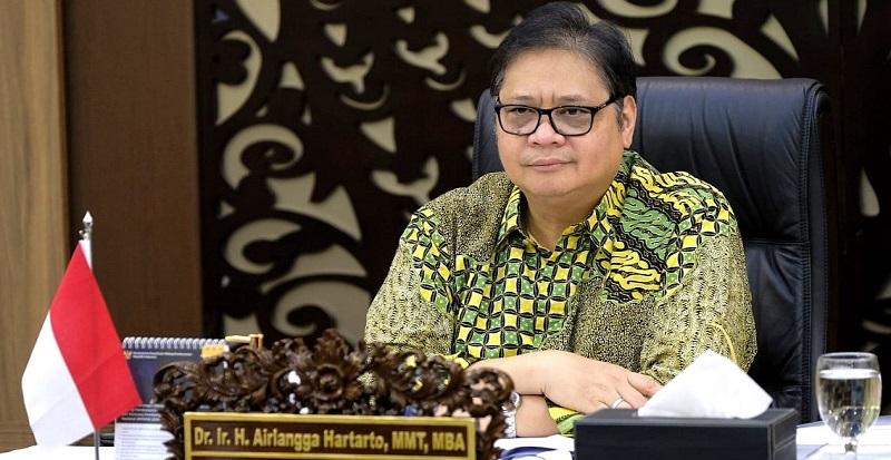 Saiful Anam: Keberhasilan Airlangga Tangani COVID-19 Bakal Bikin Golkar Menangkan Pemilu 2024