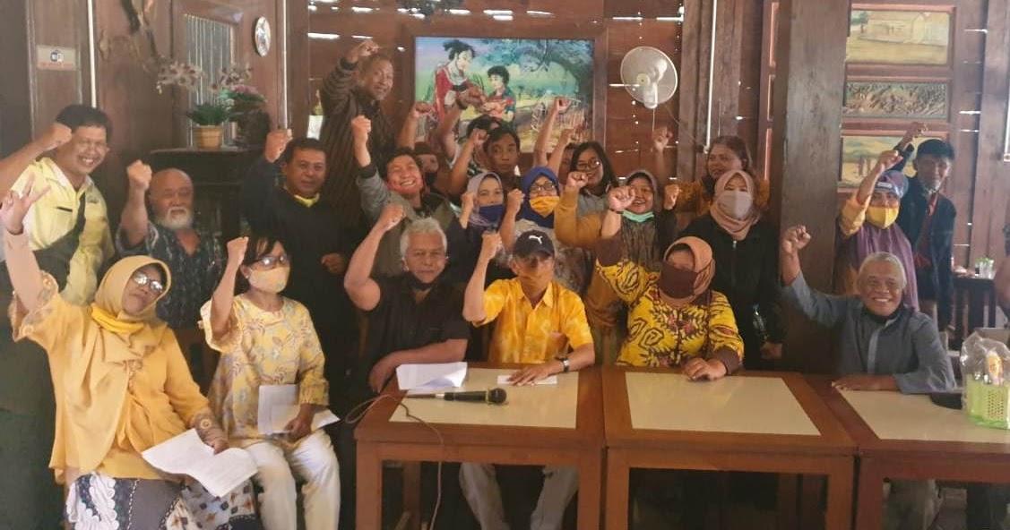 Pemecatan 12 PK dan Sejumlah Kader Picu Kisruh Internal Golkar Kota Yogyakarta