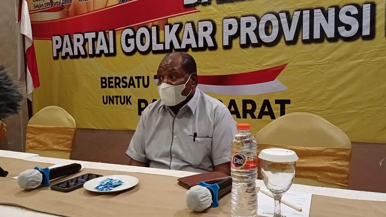 Musda Ulang Golkar Papua Barat, Panitia Buka Pendaftaran Calon Ketua