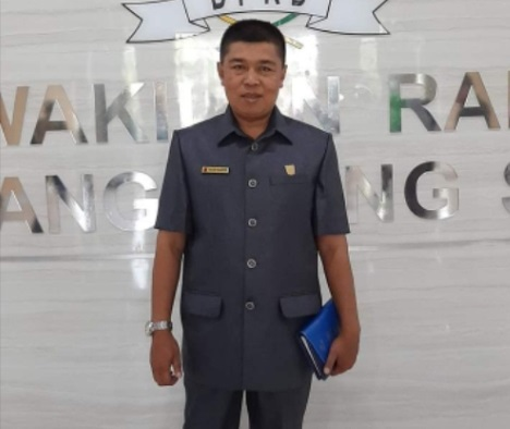 Kabar Duka! Anggota Fraksi Golkar DPRD Agam, Budi Harto Meninggal Dunia