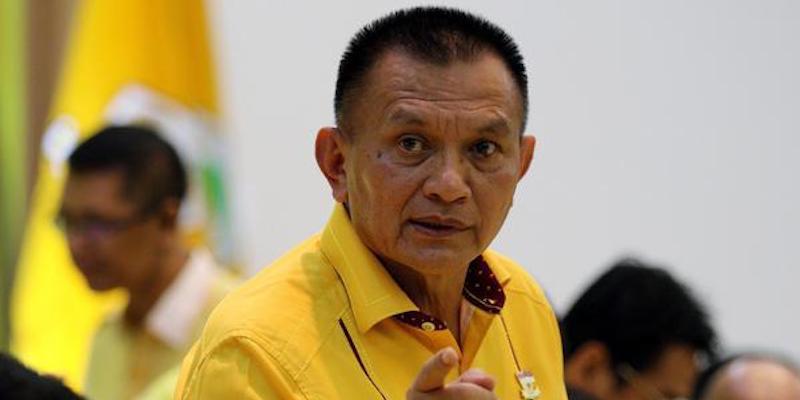 Cegah Perpecahan, Kader Muda Golkar Dorong Lodewijk Paulus Gantikan Azis Jadi Wakil Ketua DPR RI