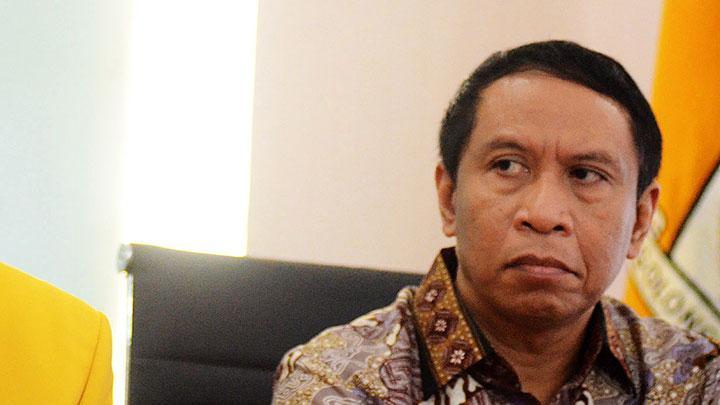 Zainudin Amali Targetkan Golkar Bantu Jokowi Menangkan 70 Persen Suara Di Jatim
