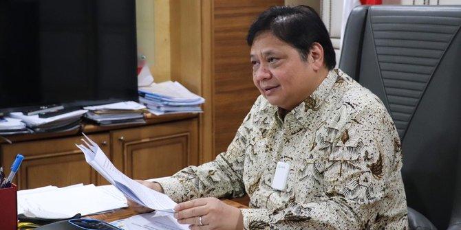 Menko Airlangga Harap Dalam 5 Tahun Bank Syariah Indonesia Jadi Top 10 Bank Syariah Dunia