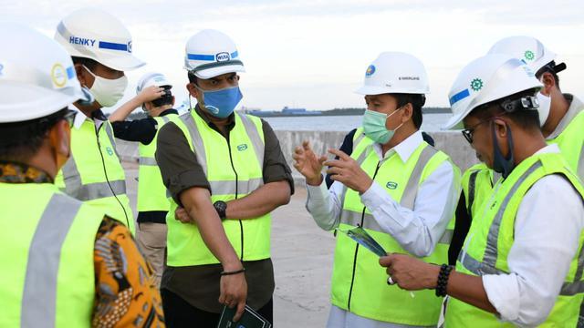 Produksi Gas Makin Turun, Maman Abdurrahman Desak Pertamina EP Cepu Tuntaskan Proyek Gas JTB