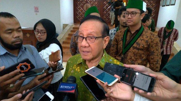 Akbar Tanjung Bantah Anggapan Jokowi Bangun Dinasti Politik Lewat Gibran dan Bobby