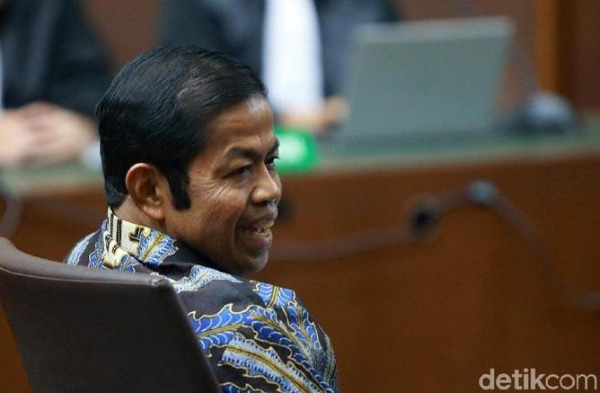 Disebut Tak Nikmati Hasil Korupsi, Idrus Marham Tetap Divonis 3 Tahun