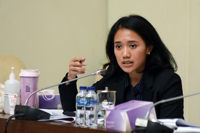 Puteri Komarudin Dorong Optimalisasi Penyaluran Penjaminan Kredit Demi Pemulihan Sektor Riil