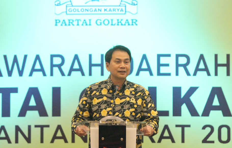 Azis Syamsuddin Optimis RUU PDP Beri Jaminan Rasa Aman Saat Gunakan Aplikasi Berbasis Internet