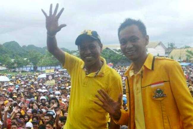 Bupati Syamsuddin Hamid Mundur Dari Posisi Ketua Golkar Pangkep, Ini Tanggapan Taufan Pawe