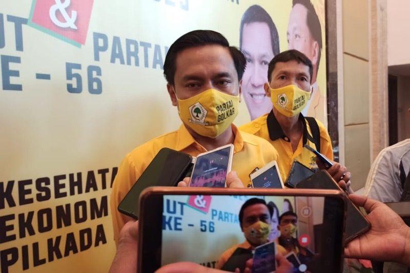 Machfud Arifin-Mujiaman Kalah di Pilkada 2020, Ini Sikap Golkar Kota Surabaya