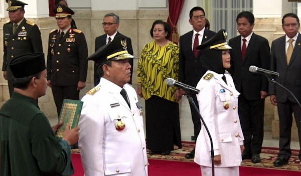 Kilas Balik 1 Tahun Arinal Djunaidi-Chusnunia Halim Sejahterakan Lampung