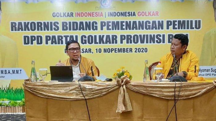 Tak Coret Soekirman-Tengku Ryan di Pilkada Sergai, Ahmad Doli Kurnia Nilai KPU Lecehkan Peradilan