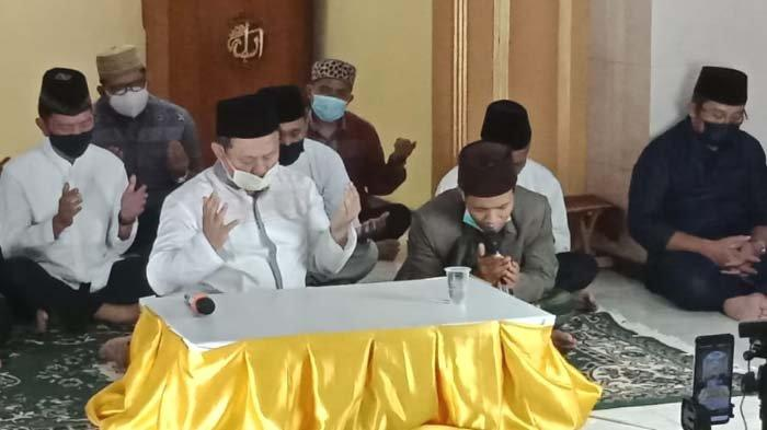 Sarmuji Pimpin Kader Golkar Jatim Doa Bersama Untuk 53 Patriot Yang Gugur Dalam Insiden Nanggala 402