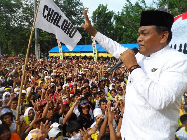 Fahsar Padjalangi Diunggulkan Gantikan Nurdin Halid Pimpin Golkar Sulsel