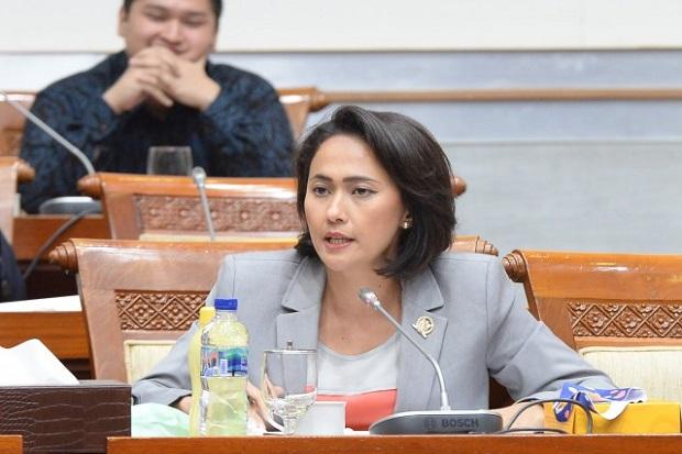 Christina Aryani Apresiasi Keterlibatan TNI-Polri Tangani COVID-19, Penting Untuk Tegakkan Disiplin Prokes
