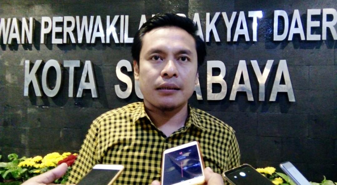 Arif Fathoni Sebut Golkar Mulai Siapkan Strategi Pemenangan di Pilwali Surabaya