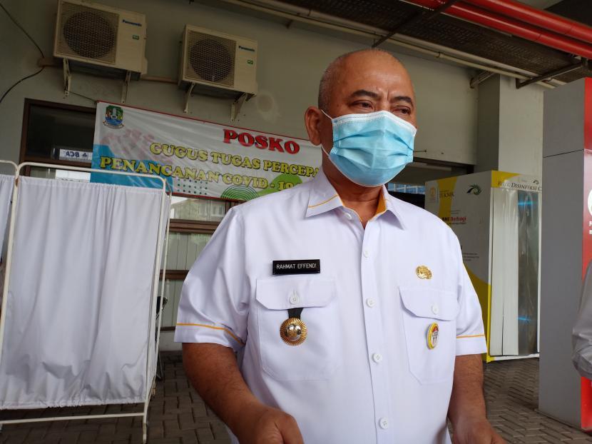 Soal Vaksinasi COVID-19, Walikota Bekasi Rahmat Effendi Minta Belakangan Saja