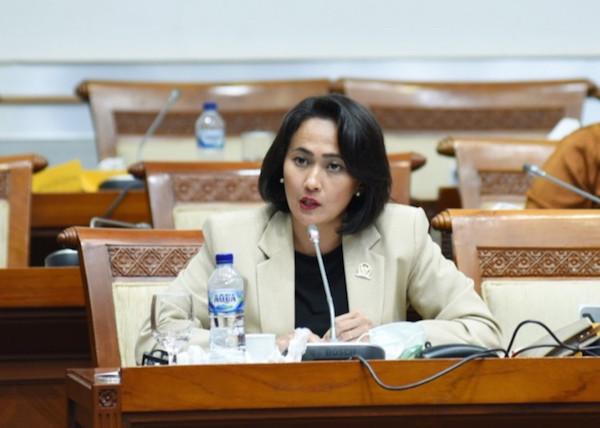 Christina Aryani Nilai Dapil Nasional Usulan Fraksi PKS Kurang Pas dan Tumpang Tindih