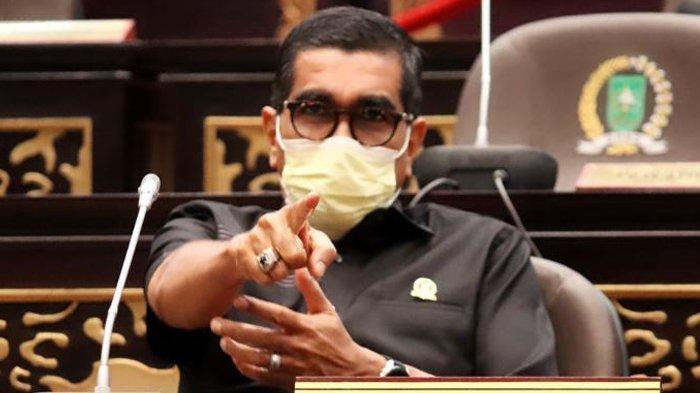 Parisman Ihwan Sindir Kasus COVID-19 di Riau Takkan Pernah Berakhir, Ini Alasannya