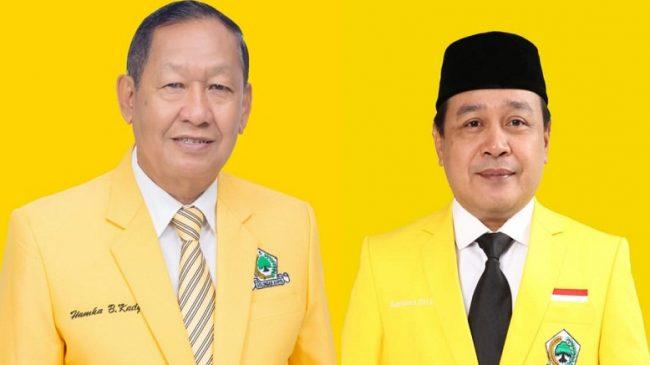 Hamka Baco Kady dan Supriansa Diprediksi Calon Kuat Pengganti Nurdin Halid Pimpin Golkar Sulsel