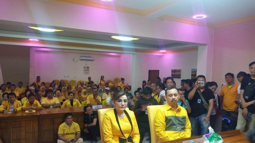 Disapu Bersih PDI Perjuangan, Golkar Rontok di Semua Pilkada se-Sulawesi Utara