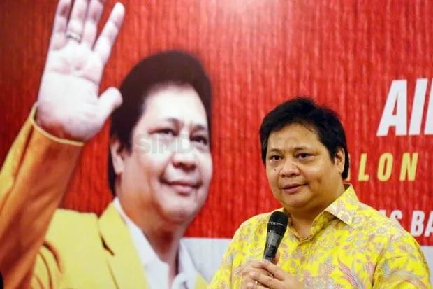 Klaim Didukung Mayoritas DPD Provinsi, Airlangga Siap Maju Di Munas Golkar