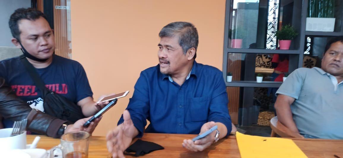 Eks Sekda Iman Alirahman Siap Maju Pemilihan Ketua Golkar Kabupaten Garut