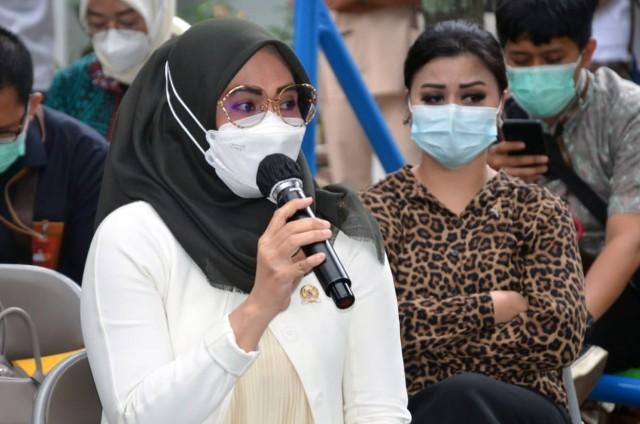 Saniatul Lativa Minta Pemprov Tingkatkan Fasilitas RS Jawa Barat Setara RSUP Hasan Sadikin